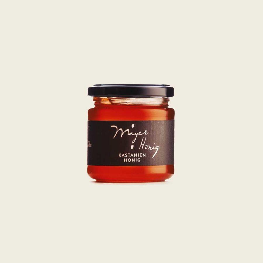 Kastanienhonig 250g Mayer Honig – Kaufempfehlung