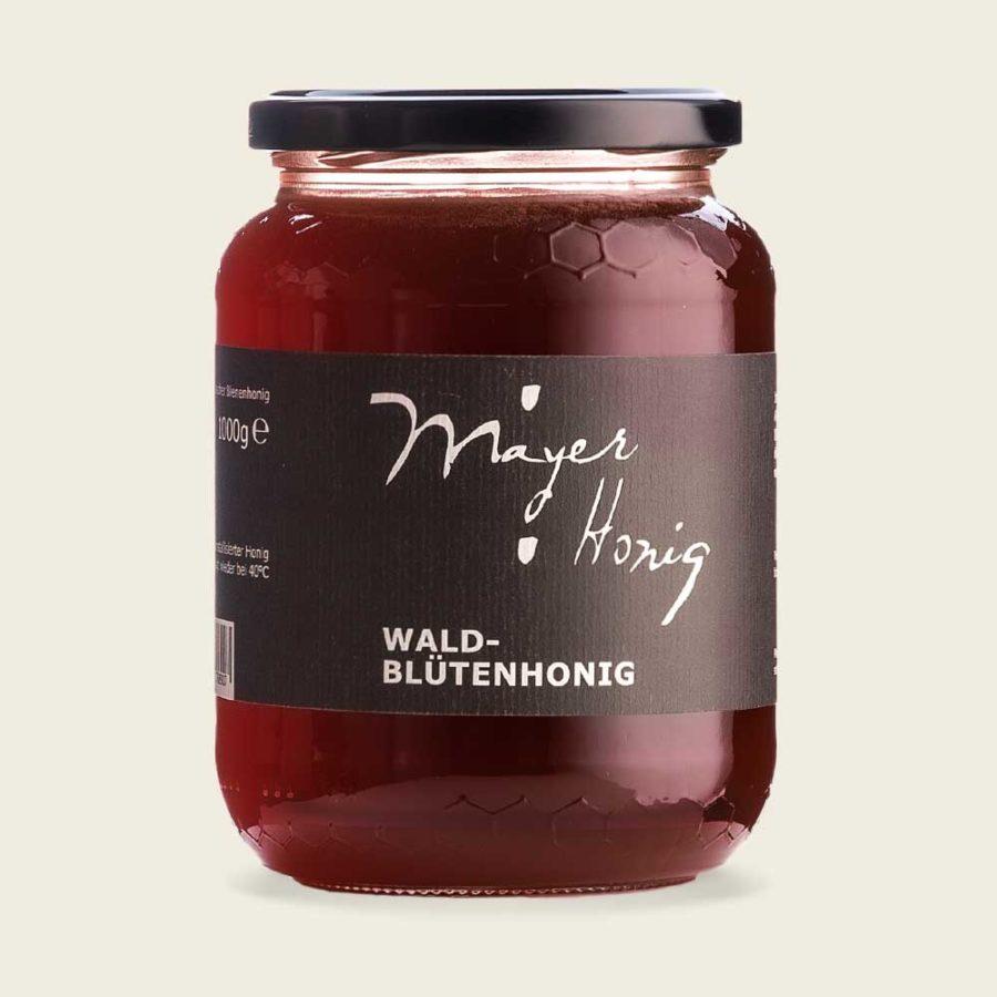 Wald-Blütenhonig 1000g von Mayer Honig